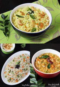 Rice recipes | 15 Indian Rice recipes to make in 30 mins