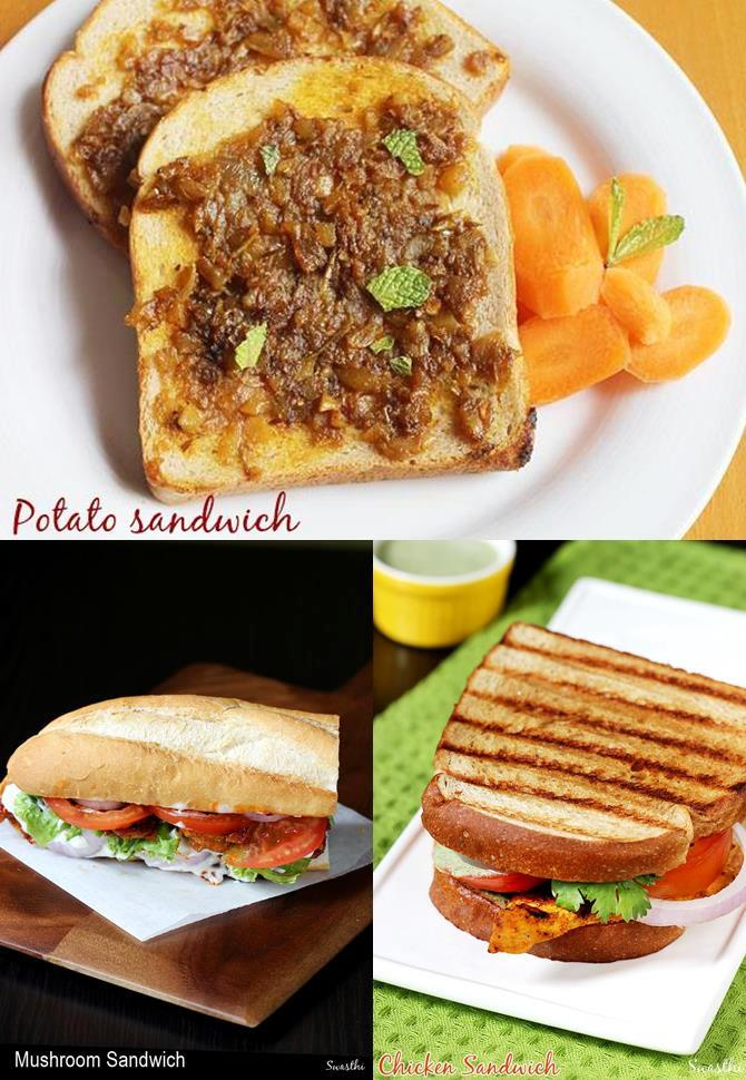 Sandwich recipes 35 easy sandwich recipes for breakfast plain sandwich recipe forumfinder Image collections