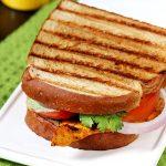 Tandoori chicken sandwich recipe | Grilled chicken sandwich
