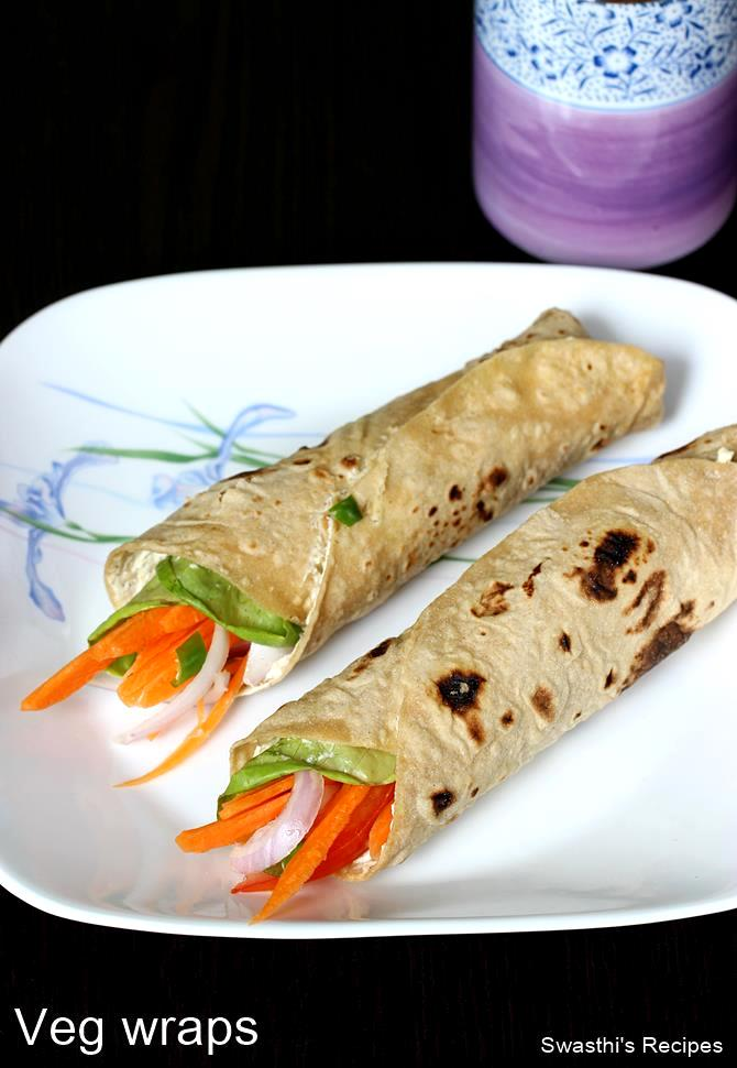 how to make and cook wraps recipe youtube
