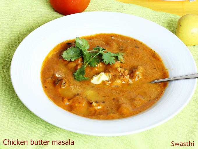 chicken butter masala