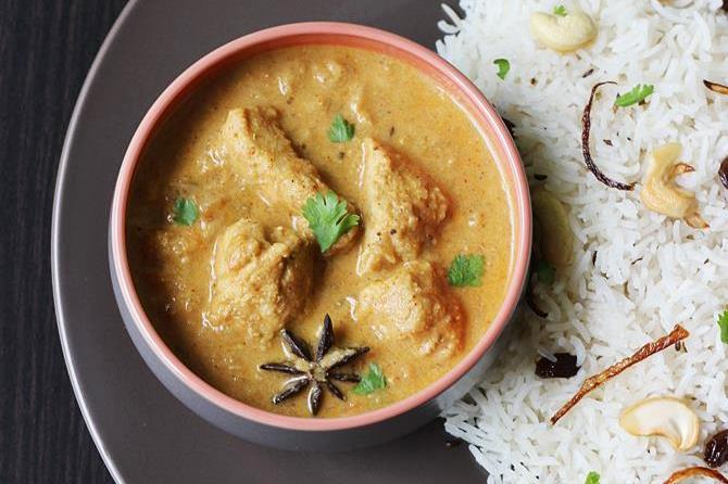 chicken kurma curry