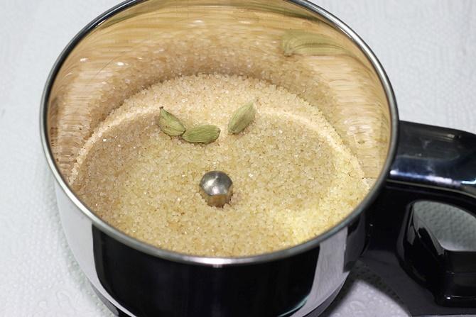 sugar for maladu recipe