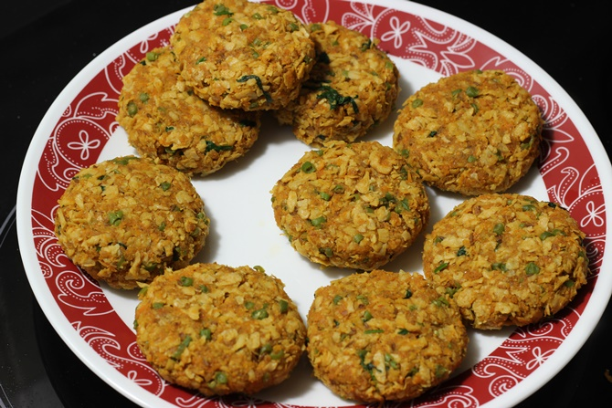 make patties for meal maker cutlet recipe
