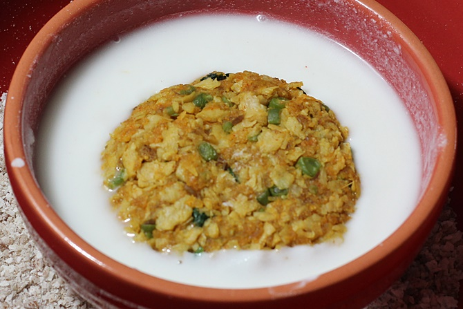 rice batter for meal maker cutlet recipe