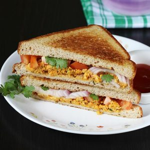 Sandwich recipes | 35 Easy sandwich recipes for breakfast or snack