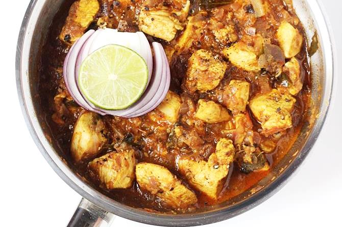 Chicken Gravy Recipes How To Make Chicken Gravy For Rice Roti Naan