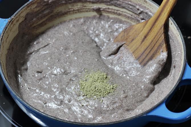 cardamom powder in ragi halwa recipe