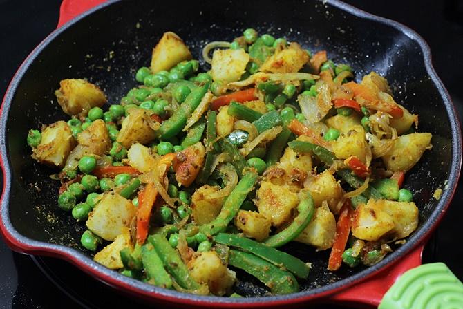 cool veggies