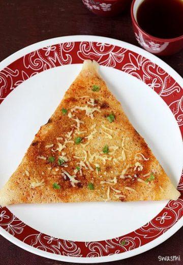 22 Dosa varieties | South Indian dosa varieties for breakfast