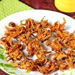 Pakodi recipe | Onion pakora recipe | South Indian style onion pakoda