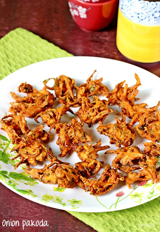 Pakodi recipe onion pakora recipe south indian style onion pakoda onion pakora forumfinder Images