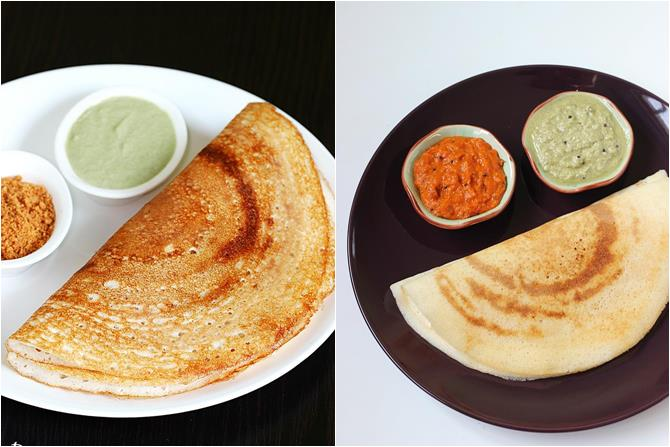 plain dosa recipes