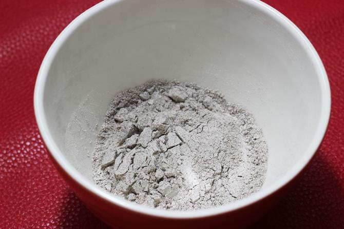 Add ragi flour