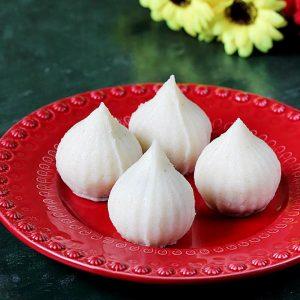 Rava modak | How to make rava modak | rava modakam recipe