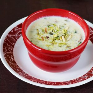 Rice kheer recipe video | Chawal ki kheer | How to make rice kheer recipe
