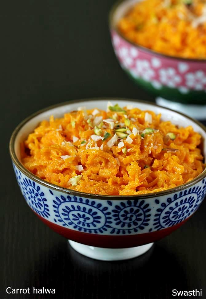 gajar ka halwa recipe condensed milk