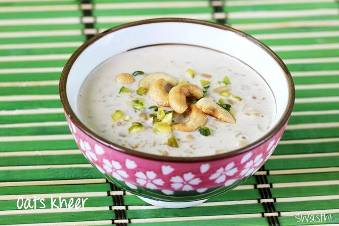 oats payasam