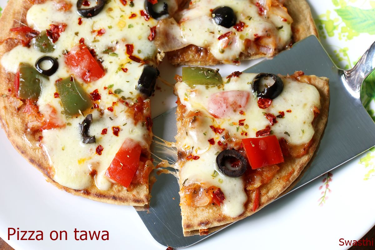 How to Make Pizza on Tawa