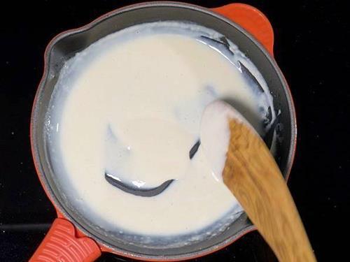 lump free sauce for white sauce pasta