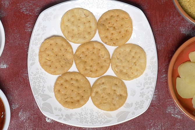 Arrange puris