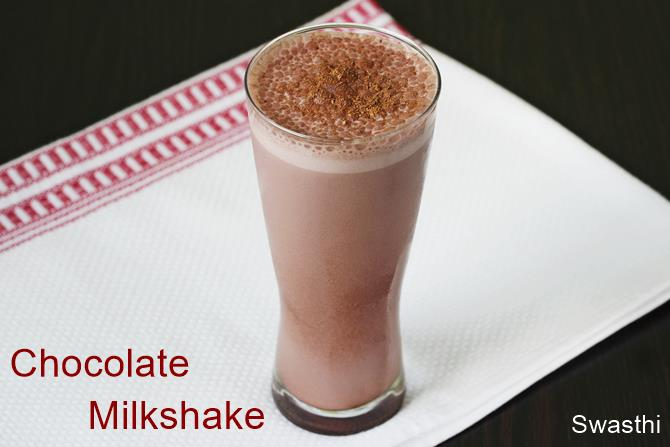 chocolate shake recipe