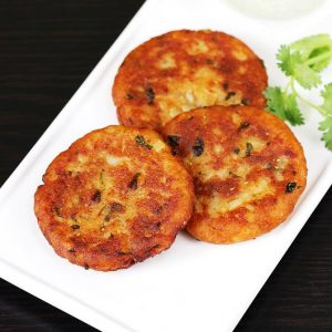 Aloo tikki recipe video | How to make aloo tikki | Crispy alu tikki recipe
