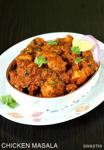 chicken masala