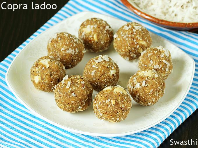 copra ladoo recipe