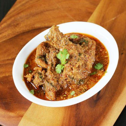 Kolhapuri chicken | How to make spicy chicken kolhapuri