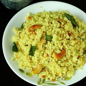 Lemon millet rice recipe | Indian lemon millets recipe | Kodo millet recipes