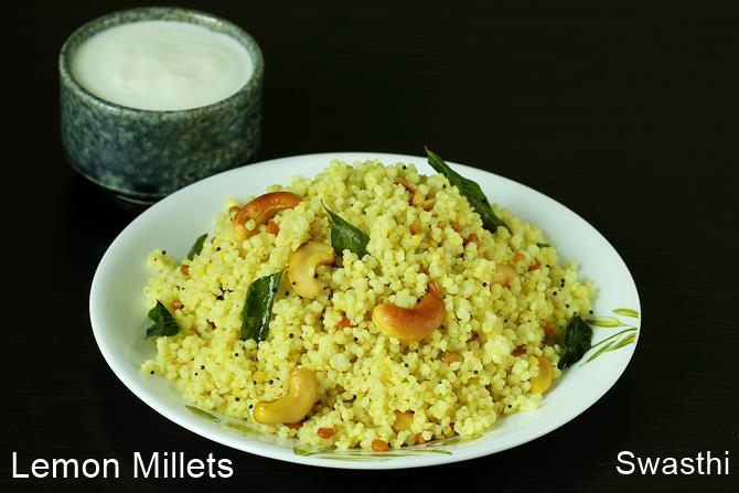 millet recipe