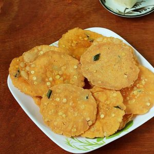 Thattai recipe video | Thattai murukku | South Indian snacks recipes