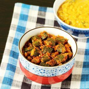 Bhindi masala recipe   How to make bhindi masala   Bhindi recipe