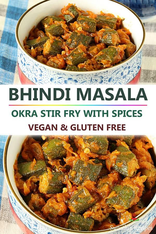 Bhindi masala recipe | How to make bhindi masala ( Bhindi recipe)