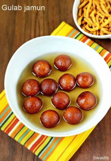 Khoya gulab jamun recipe |  Gulab jamun with khoya mawa | Indian sweets