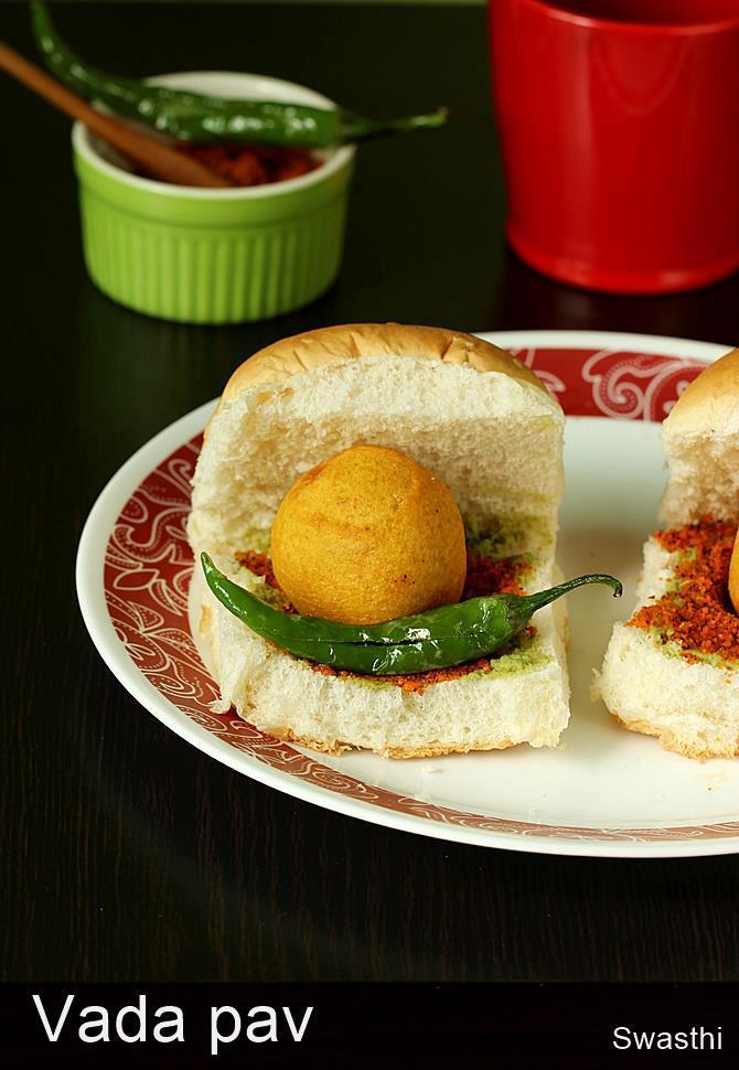मुंबई के वडा पाव की सीक्रेट रेसिपी | Mumbai Vada Pav ...