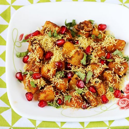 aloo chaat