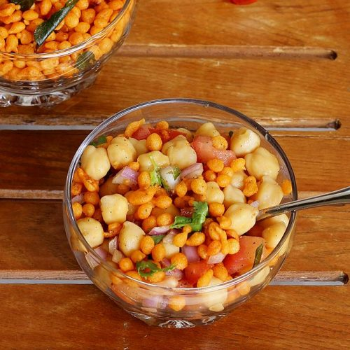 Chana chaat recipe |  How to make chana chaat