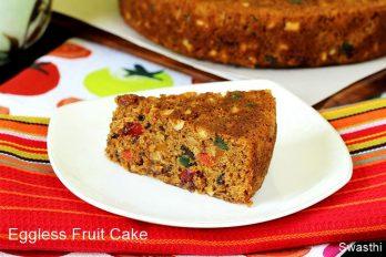 Indian Fruit Cake Recipe Without Alcohol