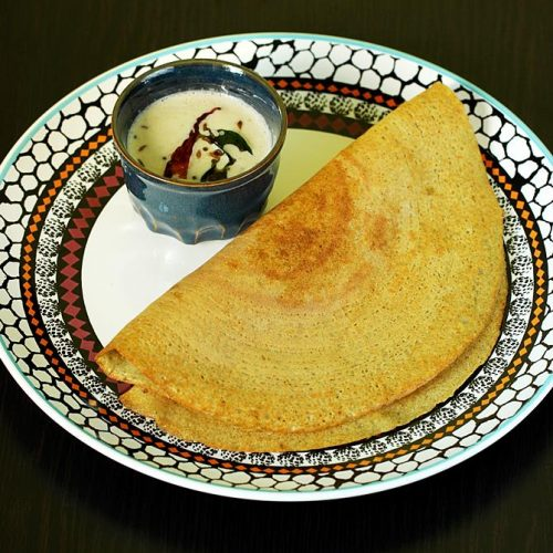 Mixed dal dosa recipe | Mix dal dosa without rice