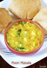 poori curry