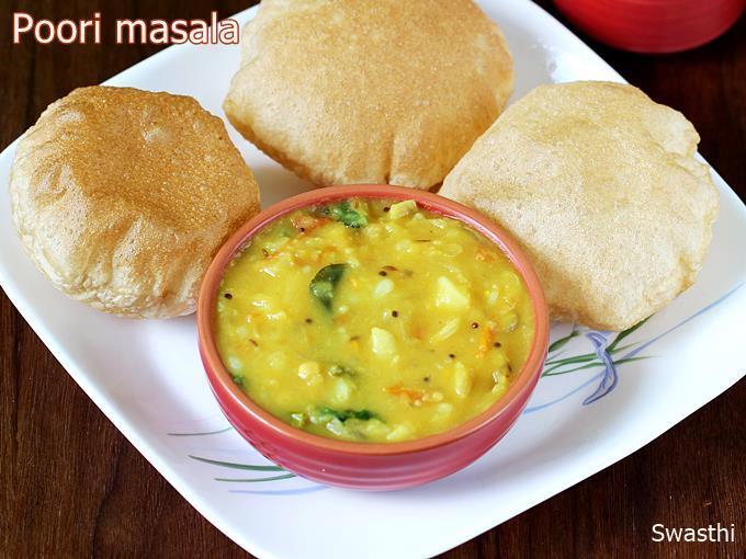 poori masala