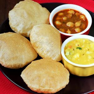 Poori recipe | Puri recipe | How to make puri or poori at home