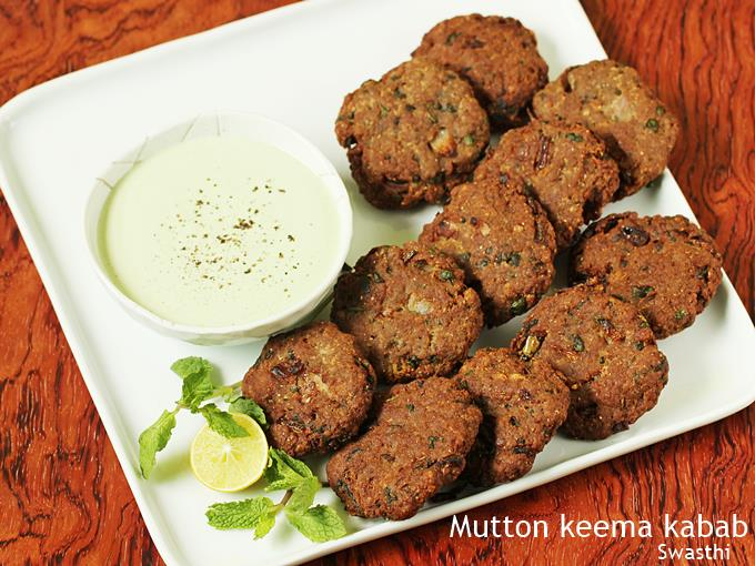 mutton kabab recipe