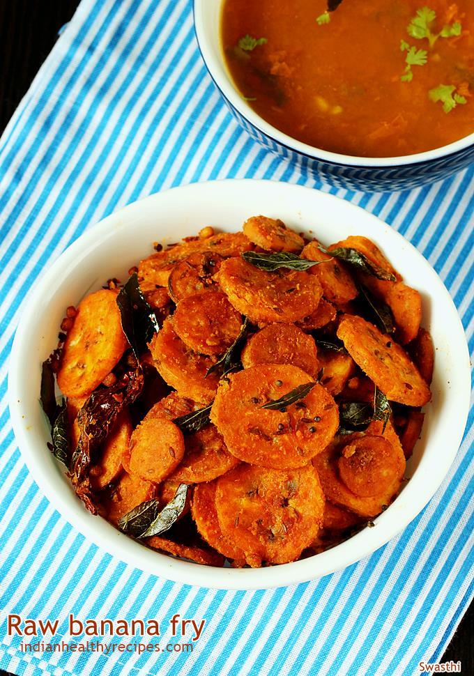vazhakkai fry recipe