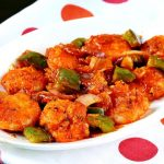 chilli prawns recipe