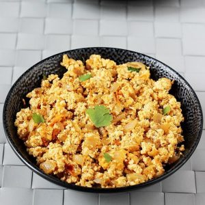 Paneer bhurji recipe | How to make paneer bhurji