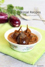 brinjal recipes baingan recipes