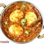 egg masala recipe